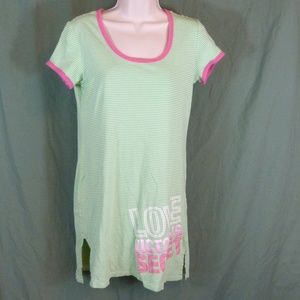 Victorias Secret Small Cotton Sleepshirt Nightie S